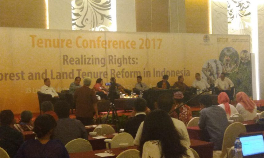 From Tenurial Conference in Jakarta