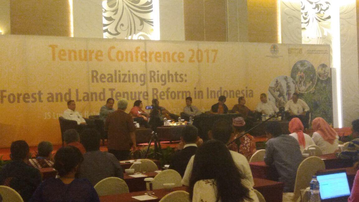 Dari Konferensi Tenurial di Jakarta