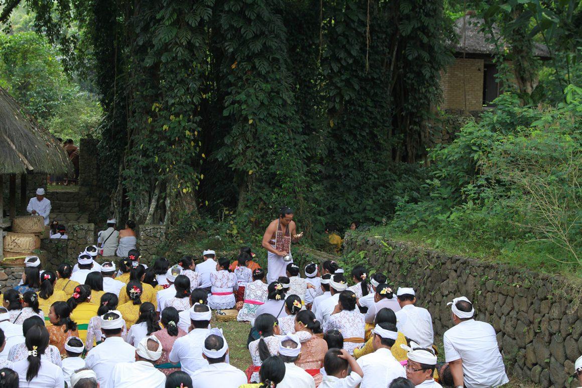 Pengakuan Hutan Adat Desa Tenganan
